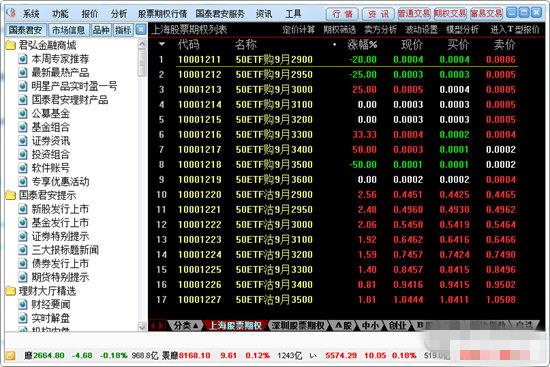 国泰君安模拟炒股系统免费下载
